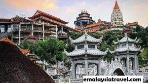 Kek Lok Si Kuil Buddha Terbanyak Di Malaysia