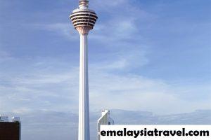 Menara Kuala Lumpur, Memberikan Pengunjung Pemandangan Kota Yang Indah