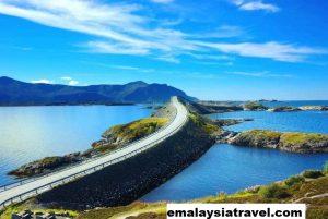 Tempat wisata di Semenanjung Malaysia 2021